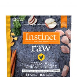 Nature's Variety – Instinct – The Raw Brand